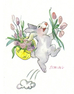 Easter Rabbit 2